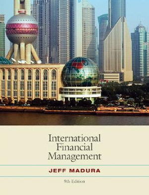 Cover of International Financial Management