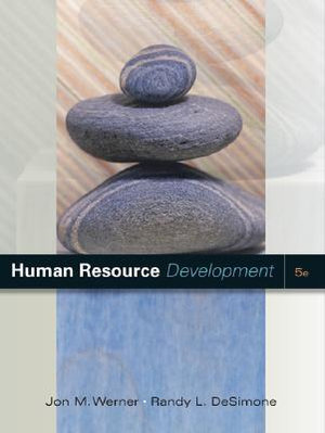 Cover of Human Resource Development