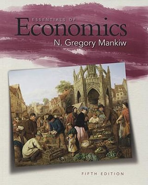 Cover of Essentials of Economics