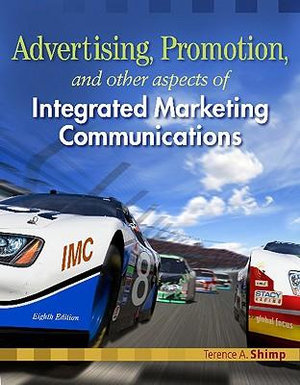 Cover of Advertising Promotion and Other Aspects of Integrated Marketing Communications