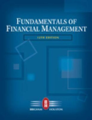 Cover of Fundamentals of Financial Management