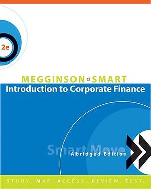 Cover of Introduction to Corporate Finance, Abridged Edition