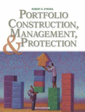 Cover of Portfolio Construction, Management, and Protection (with Stock-Trak  Coupon)