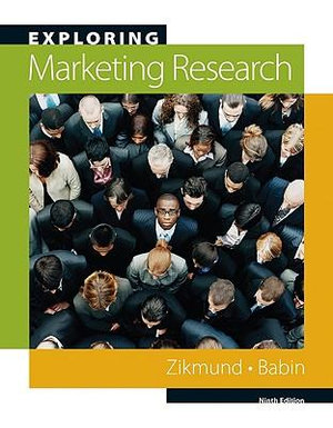 Cover of Exploring Marketing Research (with Qualtrics Printed Access Card and  DVD)
