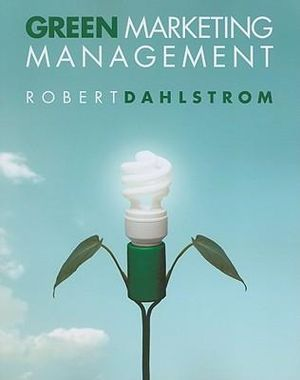 Cover of Green Marketing Management