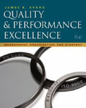 Cover of Quality & Performance Excellence