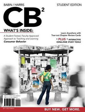 Cover of CB2 + Review Cards + Cb4me.com Printed Access Card
