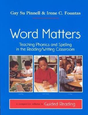 Cover of Word Matters
