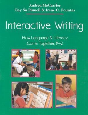 Cover of Interactive Writing