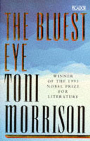 Cover of The bluest eye