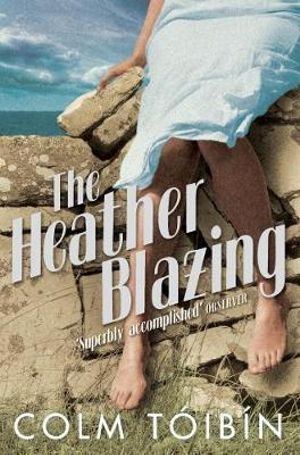 Cover of The Heather Blazing