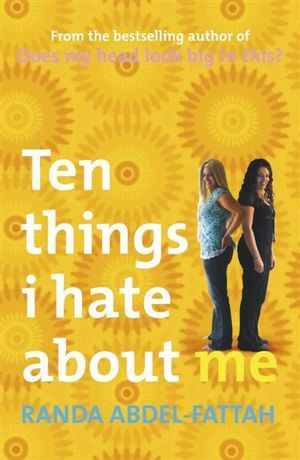 Cover of Ten Things I Hate about Me