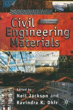 Cover of Civil Engineering Materials
