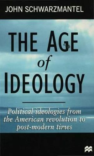 Cover of The Age of Ideology