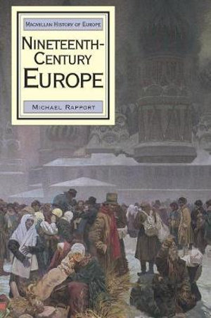 Cover of Nineteenth-Century Europe