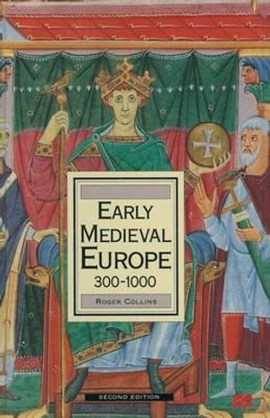 Cover of Early Medieval Europe, 300-1000