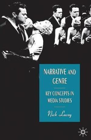 Cover of Narrative and Genre