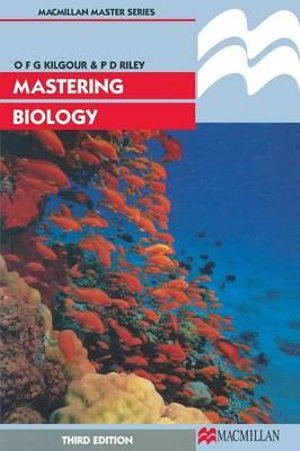 Cover of Mastering Biology