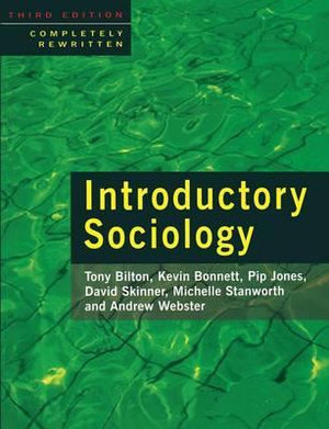Cover of Introductory Sociology