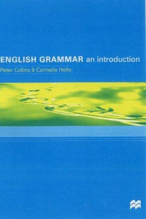 Cover of English Grammar