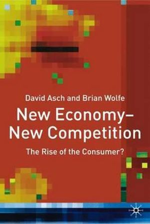 Cover of New Economy - New Competition