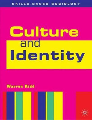 Cover of Culture and Identity