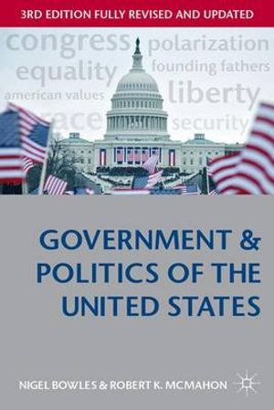 Cover of Government and Politics of the United States