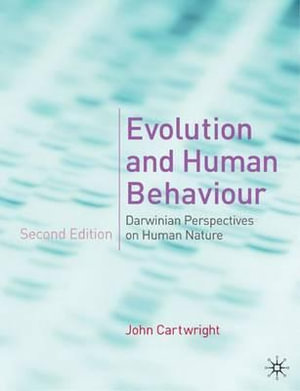 Cover of Evolution and Human Behaviour