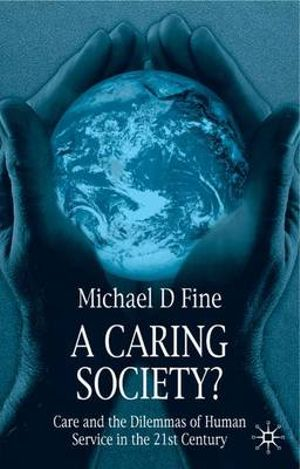 Cover of A Caring Society?