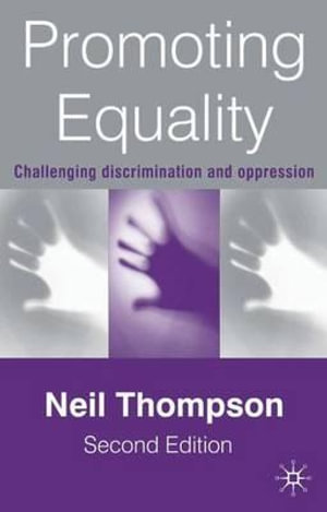 Cover of Promoting Equality