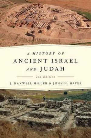 Cover of A History of Ancient Israel and Judah