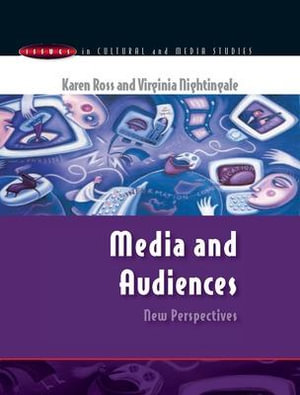 Cover of Media and Audiences