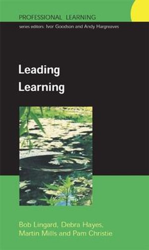 Cover of Leading Learning