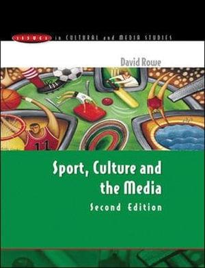 Cover of Sport, Culture & Media