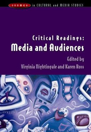 Cover of Critical Readings: Media and Audiences