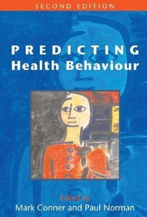 Cover of Predicting Health Behaviour