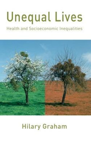 Cover of Unequal Lives