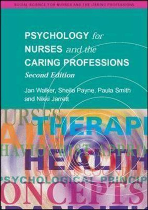 Cover of Psychology for Nurses and the Caring Professions