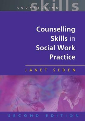 Cover of Counselling Skills In Social Work Practice