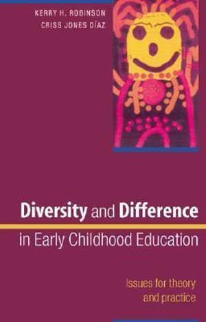 Cover of Diversity and Difference in Early Childhood Education