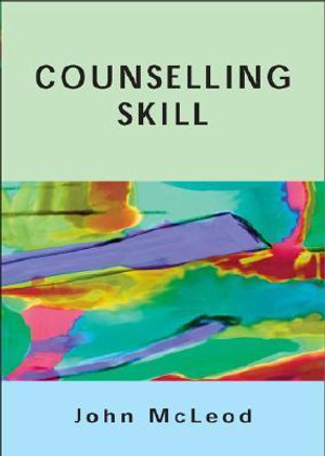 Cover of Counselling Skill