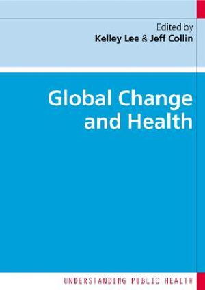 Cover of Global Change And Health