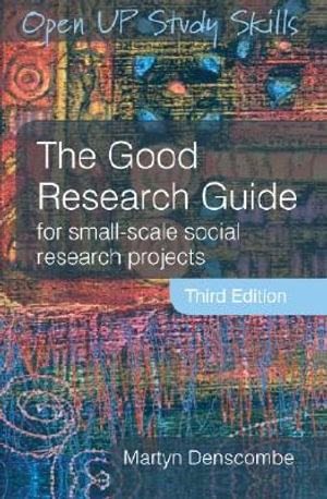 Cover of The Good Research Guide