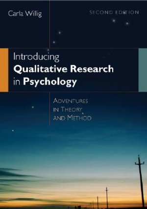 Cover of Introducing Qualitative Research in Psychology
