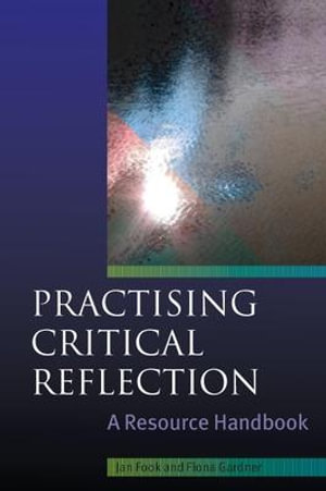 Cover of Practising Critical Reflection: A Resource Handbook