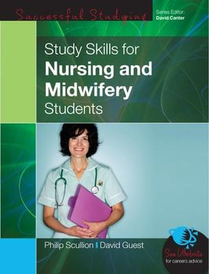 Cover of Study Skills For Nursing And Midwifery Students