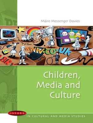 Cover of Children, Media And Culture