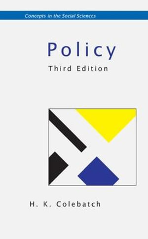 Cover of Policy