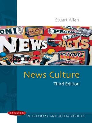 Cover of News Culture
