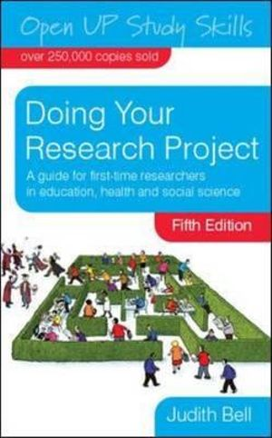 Cover of Doing Your Research Project